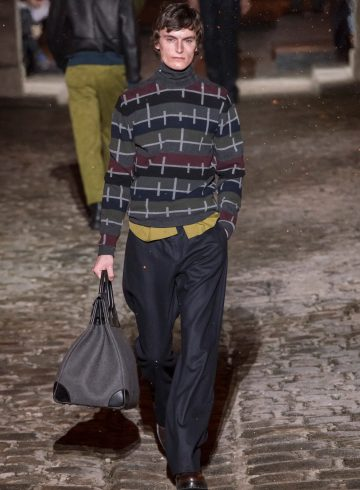 Hermes Fall 2018 Men's Fashion Show