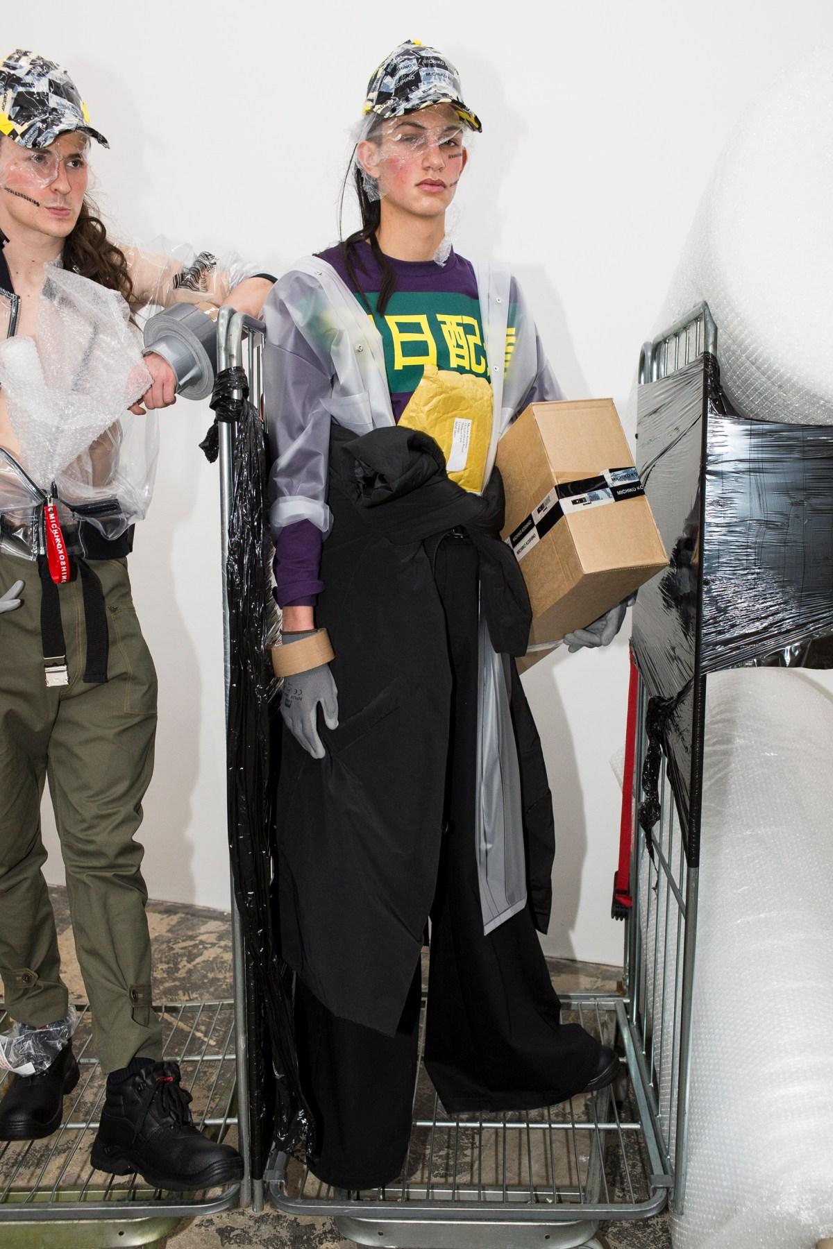 Michiko Koshino m RF18 3250