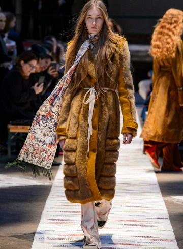 Acne Studios Fall 2018 Fashion Show