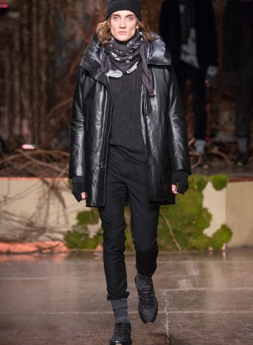 John Varvatos Fall 2018 Men's Fashion Show