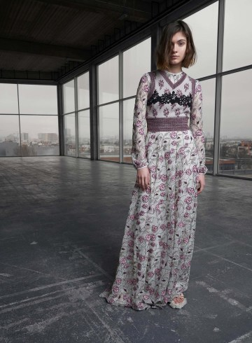 Giambattista Valli Pre-Fall 2018 Lookbook