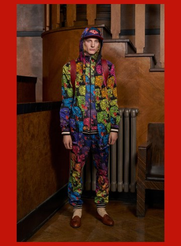 Gucci Pre-Fall 2018 Men's Lookbook