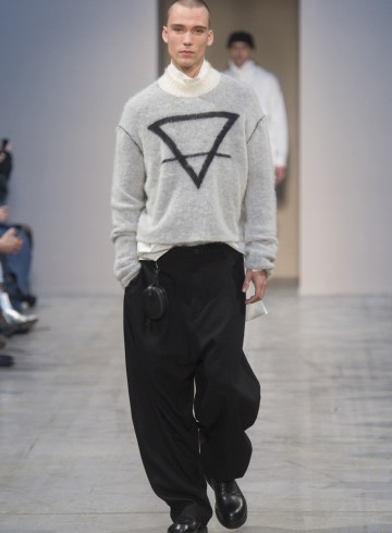Isabel Benenato Fall 2018 Men's Fashion Show
