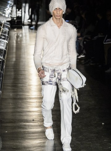 Cottweiler Fall 2018 Men's Fashion Show