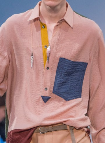 Federico Curradi Fall 2018 Men's Fashion Show Details