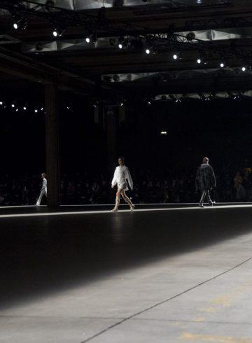 Diesel Black Gold Fall 2018 Men's Fashion Show Atmosphere
