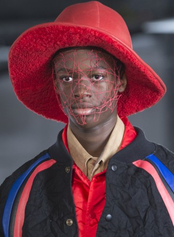Facetasm Fall 2018 Men's Fashion Show Details
