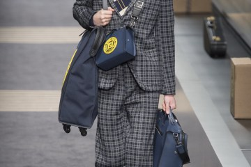 Fendi Fall 2018 Men's Fashion Show