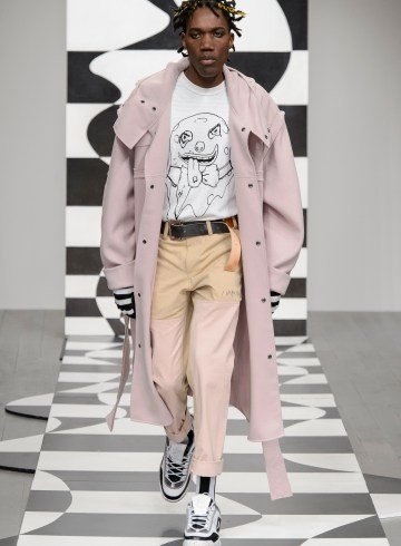 Liam Hodges Fall 2018 Men's Fashion Show
