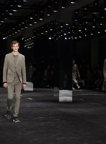 Neil Barrett Fall 2018 Men's Fashion Show Atmosphere
