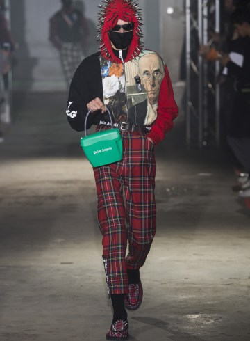 Palm Angels Fall 2018 Men's Fashion Show