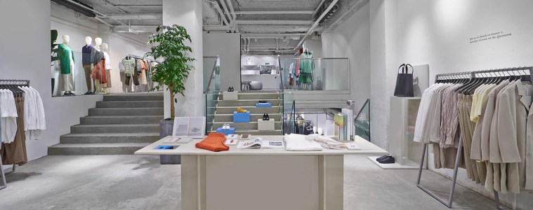 Store Scout - COS Launches Pop-Up Store on Hong Kong's Queen's Road