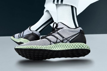 Y-3 Debuts First Footwear That Leverages Digital Light Synthesis Technology