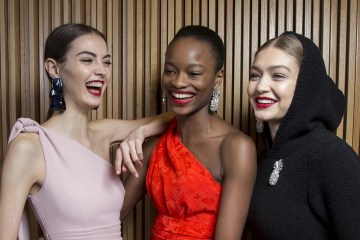 Best of Backstage New York Fall 2018 Fashion Week