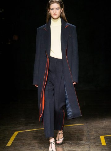 Boss Fall 2018 Fashion Show