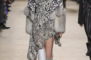 Roberto Cavalli Fall 2018 Fashion Show