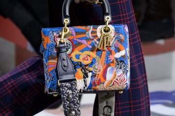 Christian Dior Fall 2018 Fashion Show Details