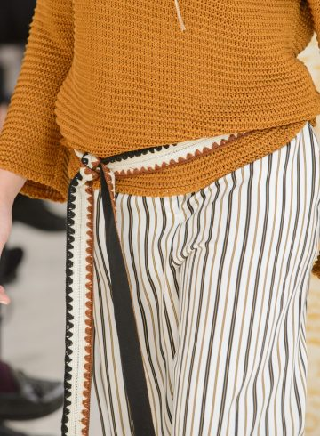 Elena Miro Fall 2018 Fashion Show Details