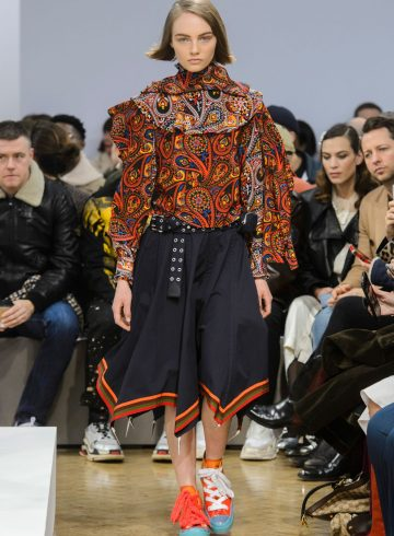 JW Anderson Fall 2018 Fashion Show