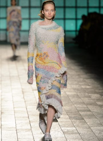 Mary Katrantzou Fall 2018 Fashion Show