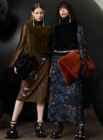 Markus Lupfer Fall 2018 Fashion Show