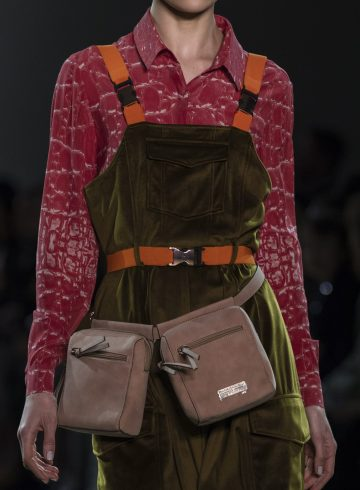 Marcel Ostertag Fall 2018 Fashion Show Details