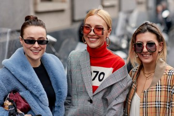 Milan Fashion Week Street Style Fall 2018 Day 2 Cont.