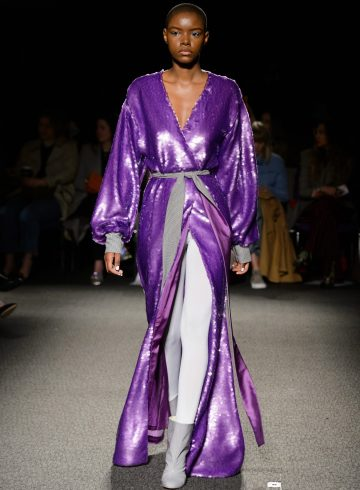 Natasha Zinko Fall 2018 Fashion Show
