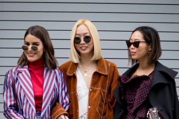 New York Fashion Week Street Style Fall 2018 Day 3
