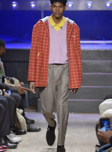 Ovadia & Sons Fall 2018 Men's Fashion Show