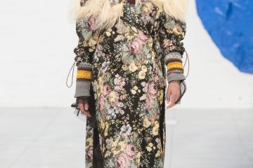 Preen by Thornton Bregazzi Fall 2018 Fashion Show