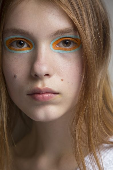 Sies Marjan Fall 2018 Fashion Show Backstage Beauty