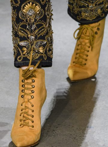 Jonathan Simkhai Fall 2018 Fashion Show Details