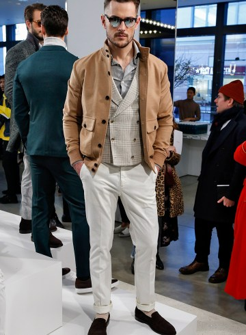 Suitsupply Fall 2018 Men's Fashion Show