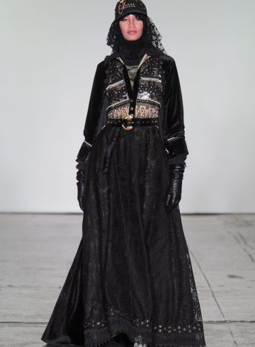 Vivi Zubedi Fall 2018 Fashion Show