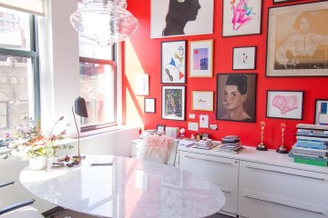 Inside View The Offices of Kate Spade with Kristen Naiman & The Clios