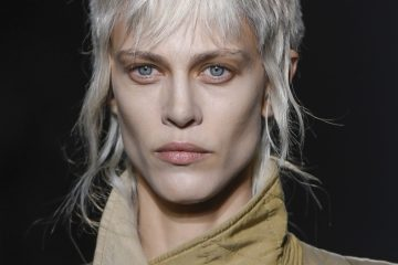 Haider Ackermann Fall 2018 Fashion Show Beauty