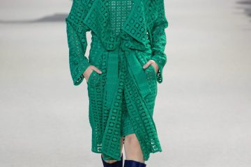 Akris Fall 2018 Fashion Show