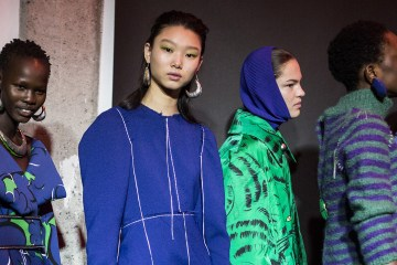 Burst of Color - Fashion Trend Fall 2018 Milan