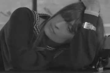 Model Caroline de Maigret stars in Chanel's new BOY·FRIEND watch campaign