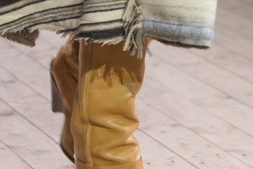 Isabel Marant Fall 2018 Fashion Show Details