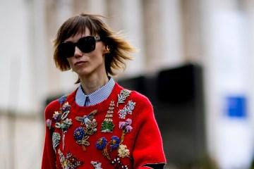 Paris Fashion Week Street Style Fall 2018 Day 7