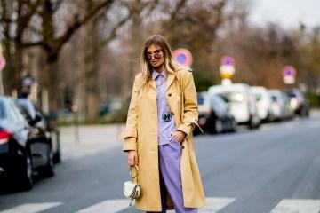 Paris Fashion Week Street Style Fall 2018 Day 2