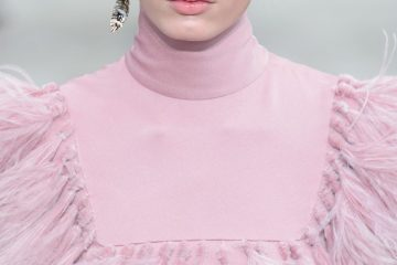 Valentino Fall 2018 Fashion Show Beauty
