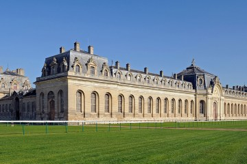 Dior To Show Cruise 2019 at Chantilly Stables in France