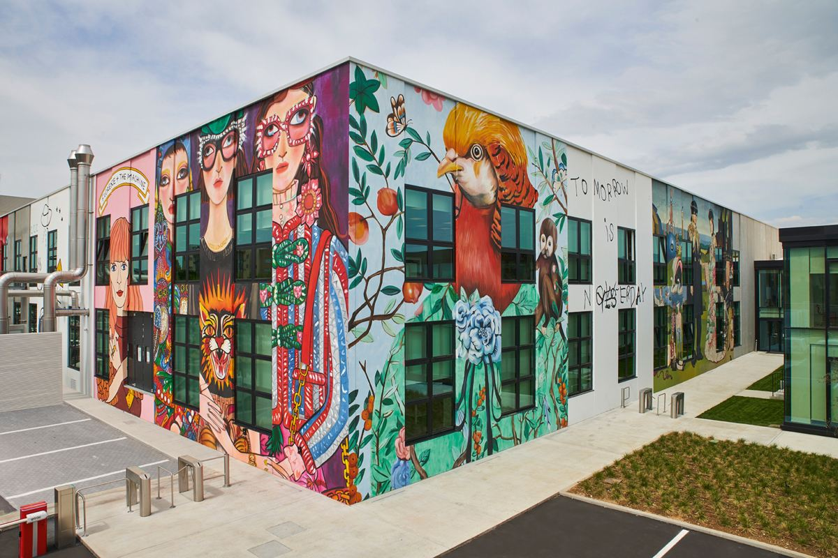 Gucci ArtLab Unveiled in Florence