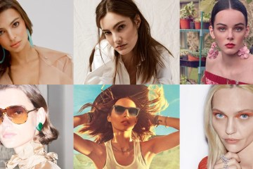 Latest in Spring 2018 Ads - Victoria Beckham, Blugirl, Ray-Ban, Anne Klein, Messika, Alison Lou