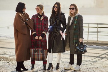 Stockholm Fashion Week Street Style Fall 2018 Day 1