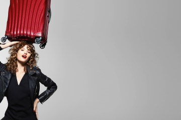 Rankin & The Full Service debut Samsonite global campaign