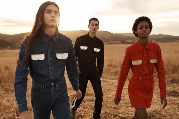 The Best Fashion Denim Ads of Spring 2018